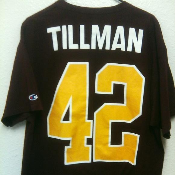 pretty nice f35f6 de5ed NCAA ASU Sundevils Men's XL Pat Tillman Shirt